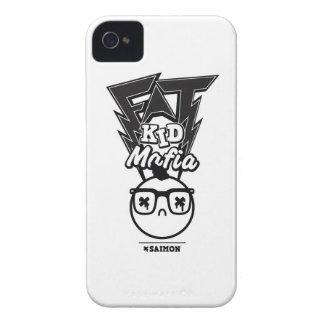 脂肪質の子供のマフィア-チーム頭部、Iphone 4ケース Case-Mate iPhone 4 ケース