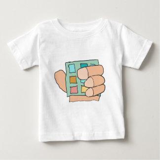 脂肪質指 ベビーTシャツ