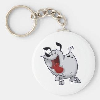 脂肪質犬Keychain キーホルダー