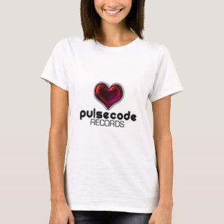 脈拍コード Tシャツ