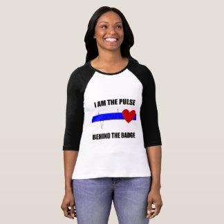 脈拍 Tシャツ