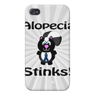 脱毛症によってはスカンクの認識度のデザインが悪臭を放ちます iPhone 4/4S ケース