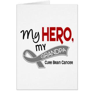 脳腫瘍私の英雄私の祖父42 カード