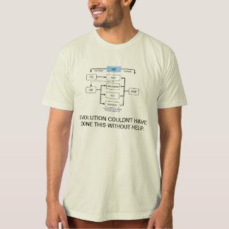 腎臓のホルモンの規則 Tシャツ