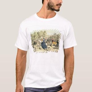 腐った列で乗ります、ハイドパーク Tシャツ