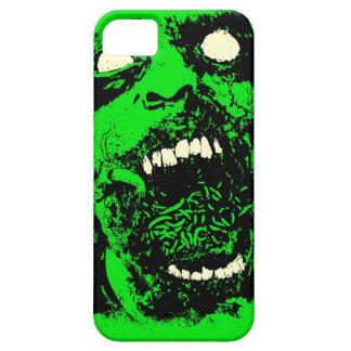 腐敗のゾンビの顔 iPhone 5 COVER