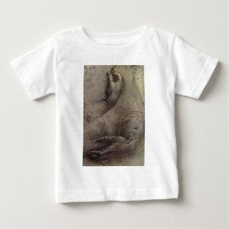 腕および手の勉強 ベビーTシャツ