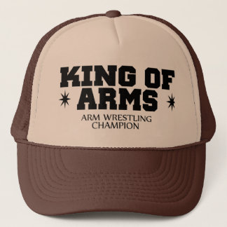 腕のチャンピオンの帽子の王 キャップ