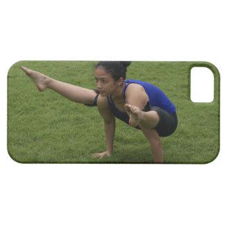 腕のバランス iPhone SE/5/5s ケース