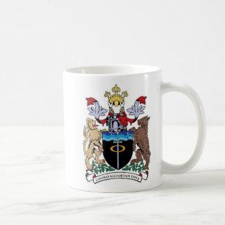 腕のマグのStonehengeコート コーヒーマグカップ