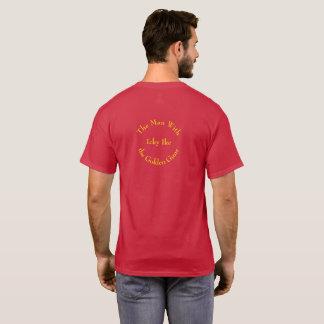 腕のマスター- Ikeの不快な背部Tシャツ Tシャツ
