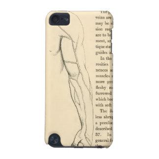 腕のヴィンテージの解剖学|の静脈(1852年頃) iPod TOUCH 5G ケース