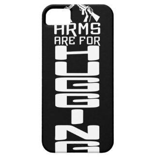 腕はiPhoneの穹窖を抱き締めるのためです iPhone SE/5/5s ケース