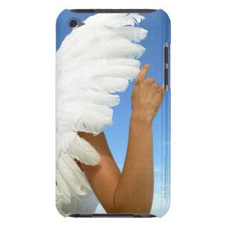 腕を搭載する天使の翼 Case-Mate iPod TOUCH ケース