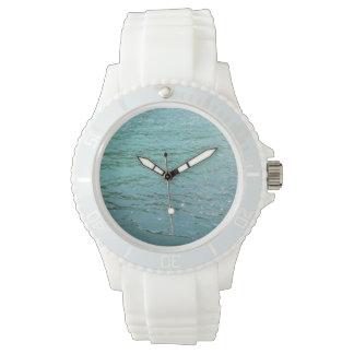 腕時計のクールな青海原 腕時計