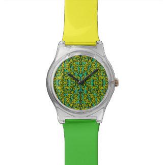 腕時計のバロック式のスタイルのインスピレーション 腕時計