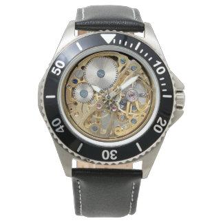 腕時計のメカニズム 腕時計