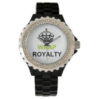 腕時計の平静そして細い覆いを保って下さい 腕時計