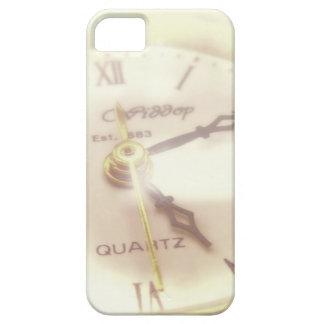 腕時計の顔のデジタル芸術のイメージ iPhone 5 ケース