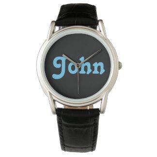 腕時計ジョン 腕時計