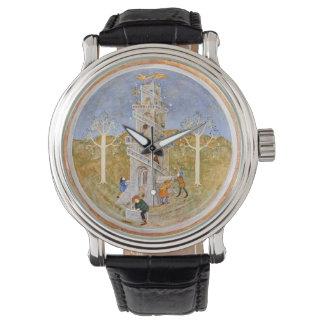 腕時計バベルの塔 腕時計