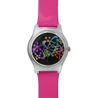 腕時計原子科学 リストウオッチ