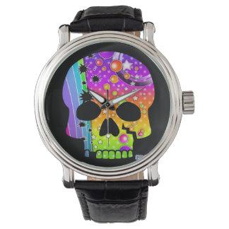 腕時計-スカル 腕時計