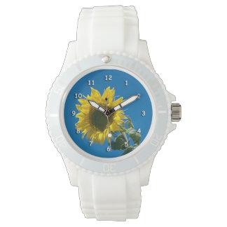 腕時計-ヒマワリ 腕時計