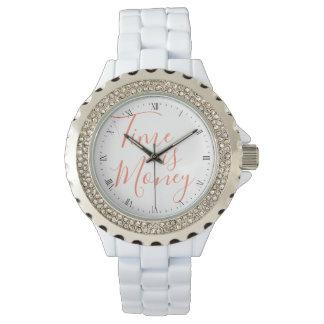 腕時計-時間はお金上がりましたです 腕時計