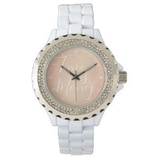 腕時計-時間はお金金ゴールド上がりましたです 腕時計
