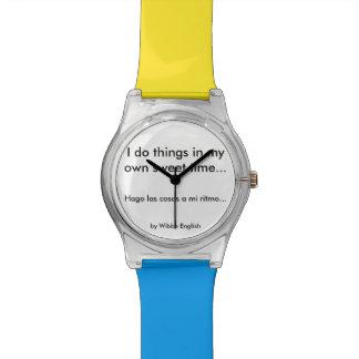 腕時計-甘い時間 腕時計