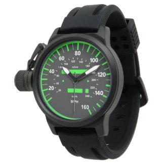 腕時計-速度計 腕時計