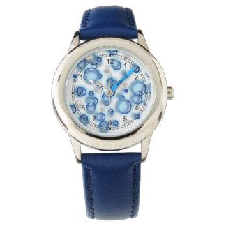腕時計- 3D泡 腕時計