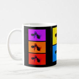 腰神経椎骨のファンクのコーヒー・マグ2.のおもしろいのコーヒーカップ コーヒーマグカップ