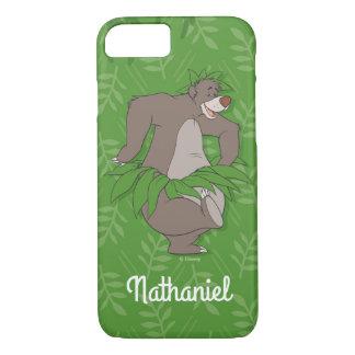腰蓑|が付いているジャングルの本Balooあなたの名前 iPhone 8/7ケース