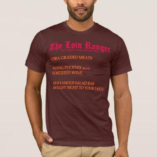 腰部のレーンジャー Tシャツ