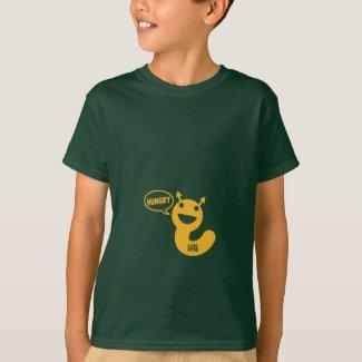 腹の虫 Tシャツ