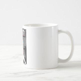 腹輝血 コーヒーマグカップ