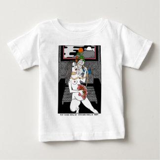 腹輝血 ベビーTシャツ