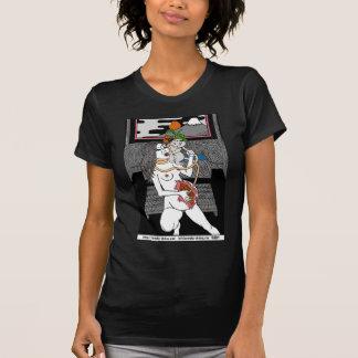 腹輝血 Tシャツ