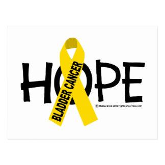 膀胱癌の希望2 ポストカード