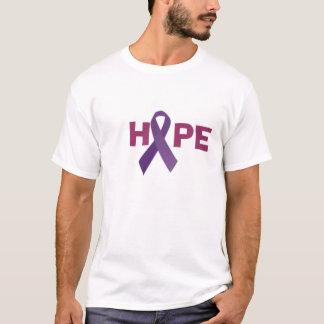 膵臓癌-バーバラDesJardins Tシャツ
