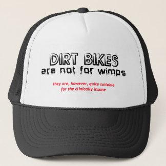 臨床的に異常な土のバイクのモトクロスの帽子の帽子 キャップ