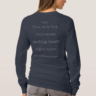 自体wmenのnano長い袖T Tシャツ