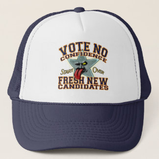 自信を投票しないで下さい キャップ