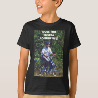 自信を浸透させているオバマ Tシャツ