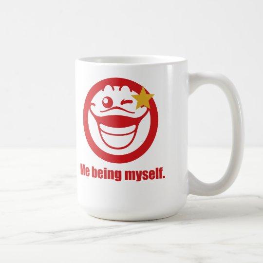 自分らしく♪ コーヒーマグカップ