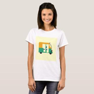 自動人力車 Tシャツ