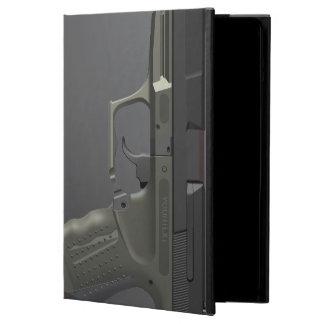 自動手銃のピストルiPadの空気箱 iPad Airケース