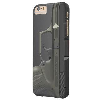 自動拳銃 BARELY THERE iPhone 6 PLUS ケース